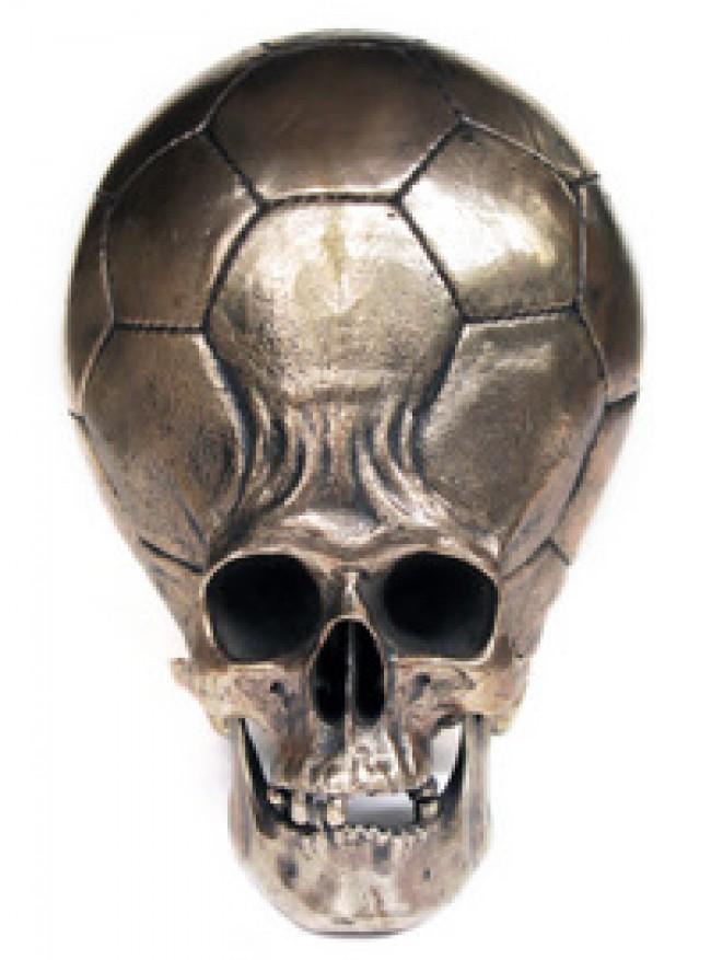 Golden Skull Bronze 2010