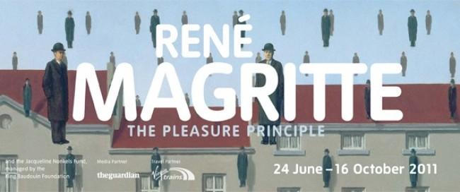 Ren? Magritte: The Pleasure Principle